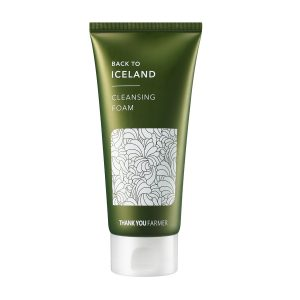 Back Thank You Farmer To Iceland Cleansing Foam