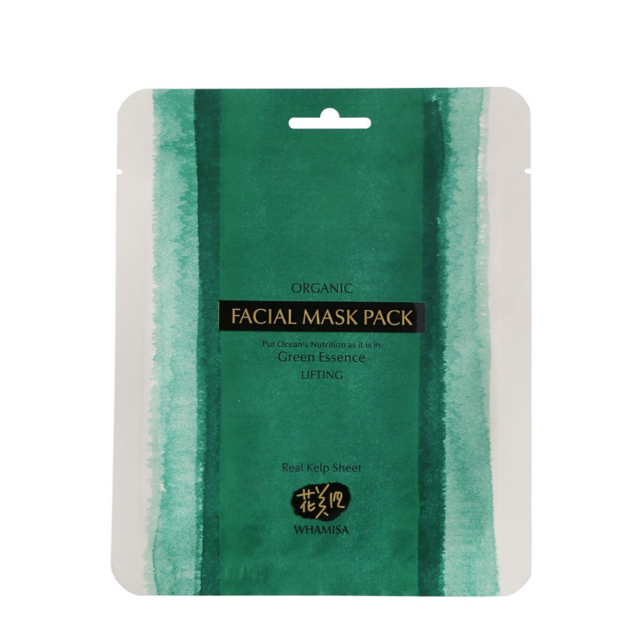 Organic Kelp Sheet Mask
