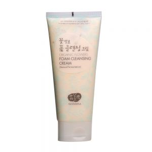 Whamisa - Organic Flowers Foam Cleansing Cream