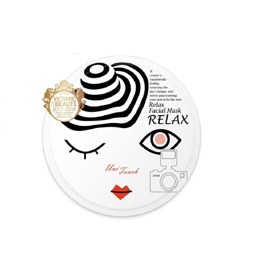 Unitouch Miss O - Relax Facial Mask