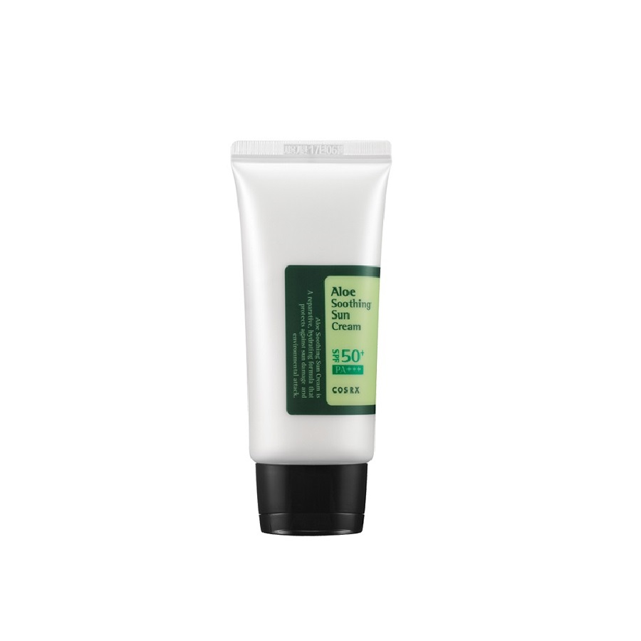 Cosrx Aloe Soothing Sun Cream Spf50 Pa Miss Missy Pureheals Galactomyces 90 Ampoule 30ml