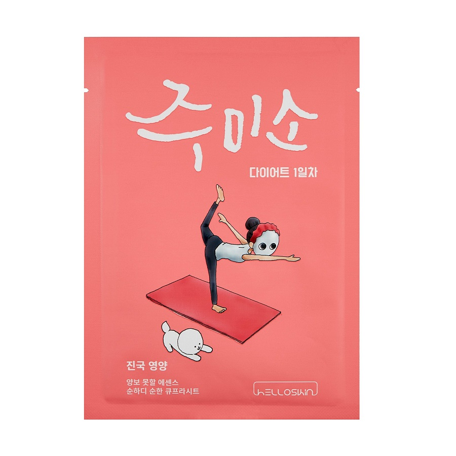Helloskin - Jumiso Rich - Nourishment Mask Sheet